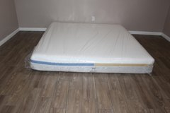 King Size Mattress HELIX DUAL EXTRA in Spring, Texas