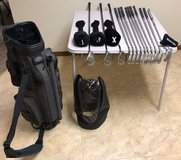 Ram Golf Clubs and Stand Bag/Cover in Naperville, Illinois