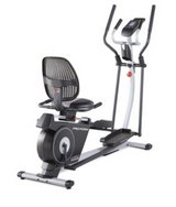 Proform hybrid 2 in 1 elliptical trainer in Clarksville, Tennessee