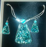 Mixit Beautiful Necklace/Earring set in Spring, Texas