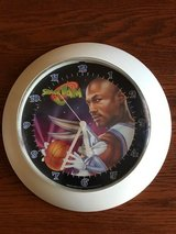 Space Jam wall clock in Lockport, Illinois