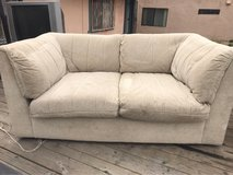 Couch and loveseat set in 29 Palms, California
