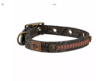 Mutt Nation Fueled By: Miranda Lambert, Learher Ikat Custom Fit For Dogs, Small in Quantico, Virginia
