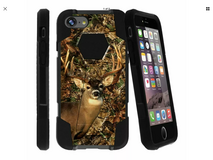 MINITURTLE Case Compatible w/ iPhone 7 Phone Deer Hunting in Quantico, Virginia