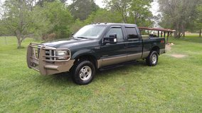 2003 Ford F250 Lariat Quad Cab 4x4 - 7.3 Powerstroke Diesel in Leesville, Louisiana