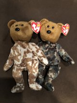 Hero British and US Beanie Babies in The Woodlands, Texas