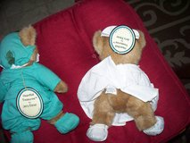NURSE SPARKLE MEDICAL BEAR in Travis AFB, California