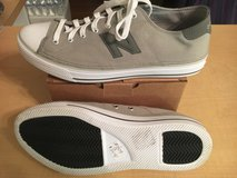 Gray New Balance Lite Tennis Shoes - like new - size 13 mens in Yorkville, Illinois