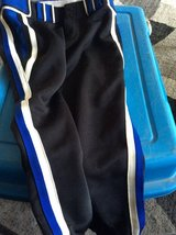 Used girl's softball pants in size 30 in Plainfield, Illinois