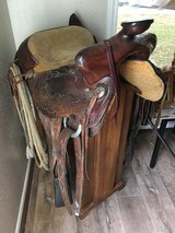 Schoellkopf Co Famous Jumbo Brand Saddle in Kingwood, Texas