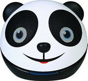 Zoo Tunes Compact Portable Bluetooth Stereo Speakers for MP3 Players, Tablets, Laptops etc. Pand... in Ramstein, Germany