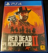 PS4 Red Dead Redemption 2 RDR2 Game. in Alamogordo, New Mexico