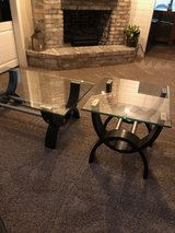 One Coffee table and 2 End Tables in Baytown, Texas