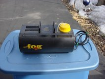 LITE F/X FOG MACHINE in Yorkville, Illinois