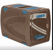 Dog kennel in Plainfield, Illinois