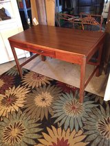 nice solid wood desk in Cherry Point, North Carolina