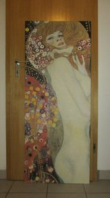 Big Picture Gustav Klimt in Ramstein, Germany