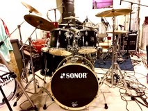 ** $360 SONOR DRUMS w/EXTRAS!! ** in Naperville, Illinois