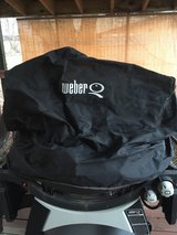 Weber Grill Cover in Chicago, Illinois