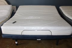King adjustable frame- Tuft and Needle mattress (included) in Spring, Texas