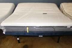 King adjustable frame- Ecosa Mattress (included) in Spring, Texas