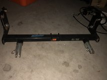 Jeep tow bar with wiring harness in Baytown, Texas