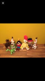 Great lot of Disney stuffed characters and more ... in Bolingbrook, Illinois
