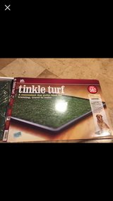 Prevue tinkle turf dog potty for large sz dogs brand new in Naperville, Illinois