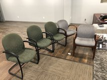 Office chairs in The Woodlands, Texas
