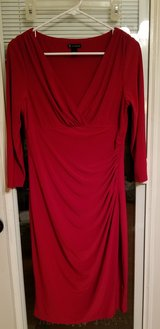 Women's red dress. Size 8 New Directions in Fort Campbell, Kentucky