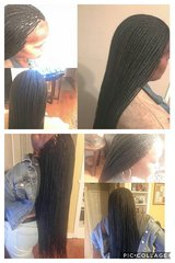 Box braids..passion twists.. Senegalese twists and kid braids in Fort Campbell, Kentucky