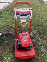 Troy Bilt pressure washer in The Woodlands, Texas
