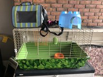 Small animal cage & accessories in Hopkinsville, Kentucky