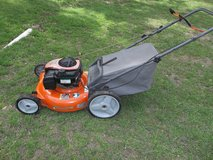 Husguvara push mower in Cleveland, Texas