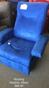 Rocking Recliner (New) On Sale in Fort Leonard Wood, Missouri