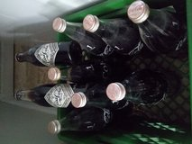 Old Coke bottles from Austria in Fort Campbell, Kentucky