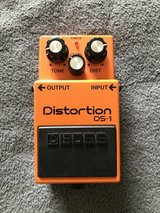 Boss DS-1 Electric Guitar Distortion Pedal in Okinawa, Japan
