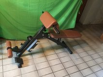 ab& back trainer in Ramstein, Germany