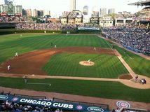 2 Chicago Cubs Tickets, Amazing view in Aurora, Illinois