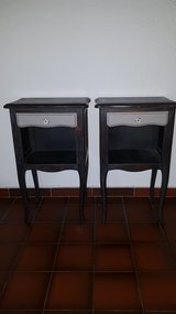 Vintage French Nightstands Annie Sloan in Ramstein, Germany