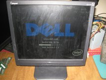 "17"" LCD Flat Panel Computer Monitor in Houston, Texas"