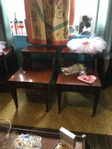 2 end tables in Conroe, Texas