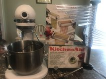 KitchenAid Pro 500 Plus and attachments in Fort Campbell, Kentucky