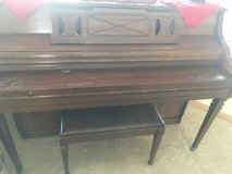 Piano in Oswego, Illinois