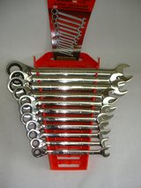 Gear Wrench 9509 Ratcheting 13 Piece Reversible Ratcheting Wrench Set in Alamogordo, New Mexico