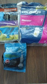 Hoover Y Bags and belts Vacuum in Aurora, Illinois