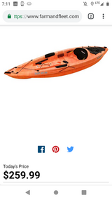 Kayak in Bolingbrook, Illinois