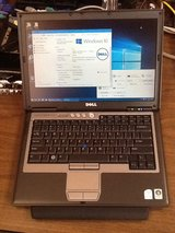 "Dell Latitude d630 14.1"" Core 2, 4GB RAM, 120 HDD, serial port, Win10 in Fort Lewis, Washington"