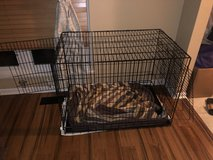 Xl dog cage w27xh32xl41 in Bolingbrook, Illinois