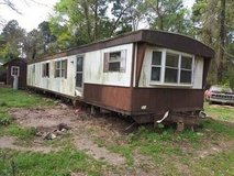 Free mobile home in Cleveland, Texas